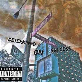 Determined On Success (#DOS) Haitianremo front cover