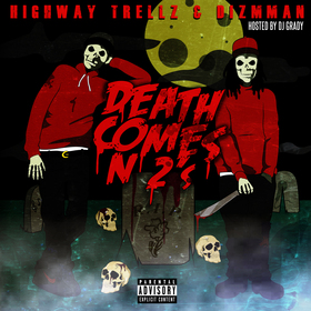 Death Comes N 2's HighWay Trellz front cover
