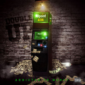 ATM (ADDICTED TO MONEY) - DOUBLE UP Colossal Music Group front cover