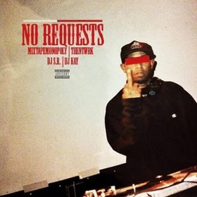 No Requests DJ S.R. front cover
