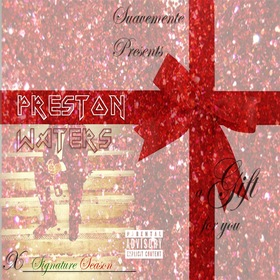 A Gift For You Preston Waters front cover
