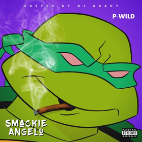 Smackie Angelo P-Wild front cover