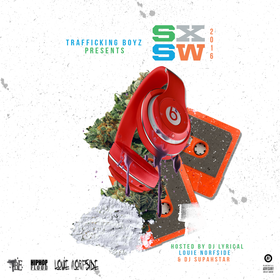 SXSW 2016 Louie NorfSide front cover