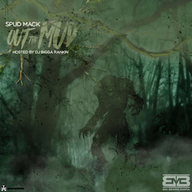 Out The Mud Spud Mack front cover