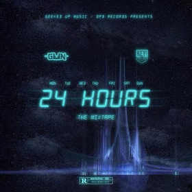 24 Hours Key! front cover