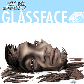 Glassface Lil B front cover