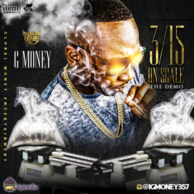 3/15 On Scale G Money front cover