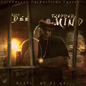 Trapped Mind Bigg Dee front cover