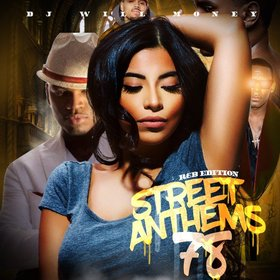 Street Anthems 78 DJ Will Money front cover