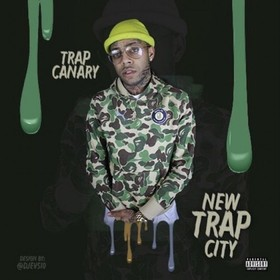 New Trap City Trap Canary front cover