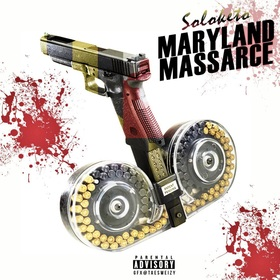 Maryland Massacre Soloketo front cover