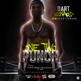 One, Two PUNCH Dart Zonard front cover