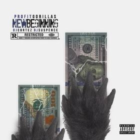 The New Beginning Profit Gorillas front cover