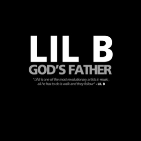 God's Father Lil B front cover