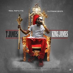 King James T James front cover