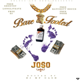 BareFooted BRMG J.O$o front cover