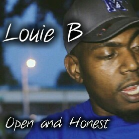 Open And Honest - Louie B Colossal Music Group front cover