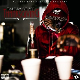 Thanksgiving Talley of 300 front cover