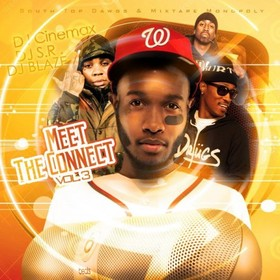 Meet The Connect 3 DJ Blaze front cover