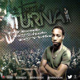 Ike Turn Up Slimm Turna front cover