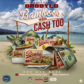 Bamboos & Cash Too FDSM Daddy Lo front cover
