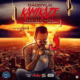 Kamikaze FDSM Daddy Lo front cover