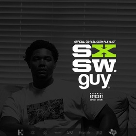 GuyATL's Official SXSW Playlist GuyATL front cover