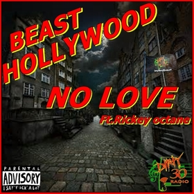 No Love ft. Rickey Octane DIRTY30RADIO front cover