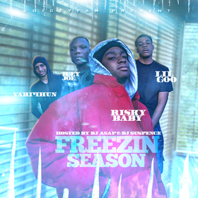FREEZIN SEASON DJ ASAP front cover
