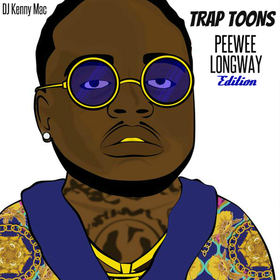 Trap Toons DJ Kenny Mac   front cover