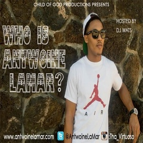 Who Is Antwoine LaMar? TIMELE$$ KR8ATIVE RECORD$ front cover