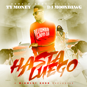 Hasta Luego Ty Money front cover