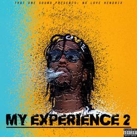 Dj RedFx & Boogie Hendrix Present My Experience 2 Dj RedFx front cover
