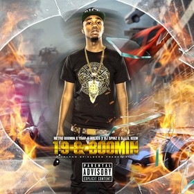 19 & Boomin Metro Boomin front cover
