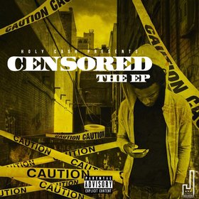 Holy Cash - Censored The EP Various Artists front cover