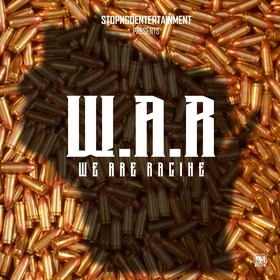 We Are Racine (W.A.R.) DJ Stop N Go front cover