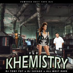 R&B Khemistry Dj Tony Pot front cover