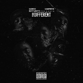 Too Different ReffaBoyz front cover