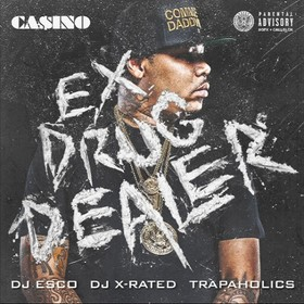 Ex Drug Dealer Casino front cover