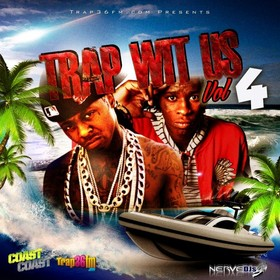 Trap Wit Us Vol. 4 Skroog Mkduk front cover