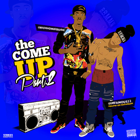 The Come Up Pt. 2 MiniBlaze front cover
