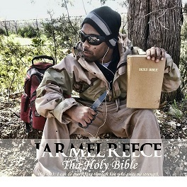 Tha Holy Bible Jarmel Reece front cover