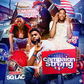 Campaign Strong 7 DJ Murph front cover