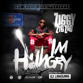 I'm Hungry Ziggy Zig Zag front cover