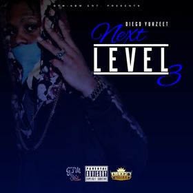 Diego- Next Level 3 DJ B Eazy front cover