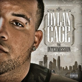 The Intermission Dylan Cage front cover