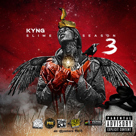 Slime Season 3 Kyyngg front cover