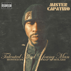 Talented And Young Man Mister CapaTino front cover