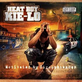Motivated By Circumstances Heat Boy Kie-Lo front cover