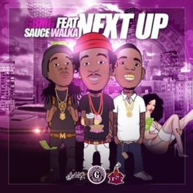 GBMG x SauceWalka-NextUp GBMG front cover